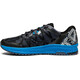 saucony Koa TR Shoes Men Black/Blue
